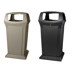 Rubbermaid® 65 Gallon Ranger® Containers w/4 Openings