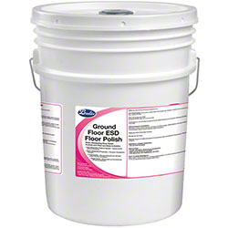 Brulin® Ground Floor ESD Floor Polish - 5 Gal.