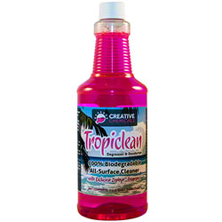 Creative Tropiclean 100% Biodegradable All-Surface Cleaner