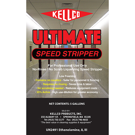 Kellco Ultimate Speed Stripper - 5 Gal.