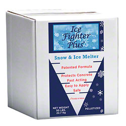 Morgro Ice Fighter Plus® Snow & Ice Melter - 50 lb. Box