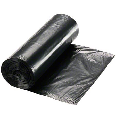 PRO-LINK® ThickSkins™ LLDPE - 23 x 33, 1 mil, Black