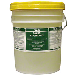 ACS Sodium Hypochlorite Sanitizer - 5 Gal.