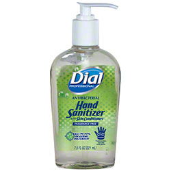 Dial® Professional Hand Sanitizer -7.5 oz., Fragrance-Free