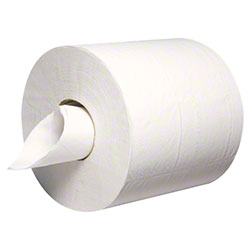 "Empress™ 2-Ply Center Pull Towel - 8"" x 10"", White"