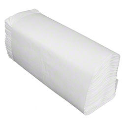 Empress™ C-Fold Towel - White