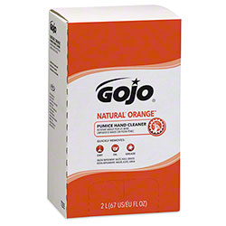 GOJO® Natural Orange™ Pumice Hand Cleaner - 2000 mL