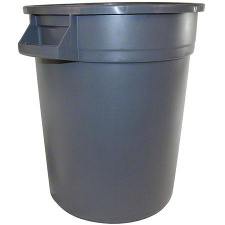 Impact® Basic Gator™ Container - 20 Gal., Gray
