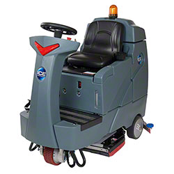 "ICE® RS26 Ride-On Scrubber - 26"", 305 AH Lead Acid"