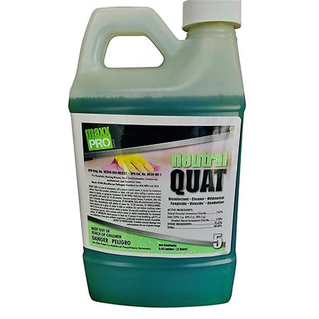 MaxxPro #5 Neutral Quat Disinfectant - 2 L