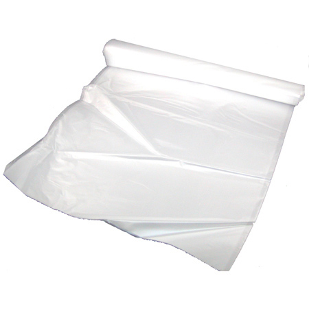 High Density Can Liner - 24 x 33, 8 mic, Natural