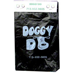 Doggy Do Hanger Doggy Bags