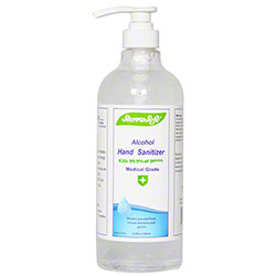 SierraSoft® Alcohol Hand Sanitizer - 1 L