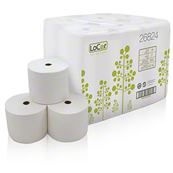"LoCor® Bath Tissue - 3.85"" x 4.05"""