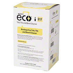 Buckeye® Eco® E17 Tub, Tile & Bowl Cleaner - 1.25 L