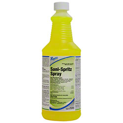 Nyco Sani-Spritz Spray One-Step Disinfectant Cleaner - Qt.