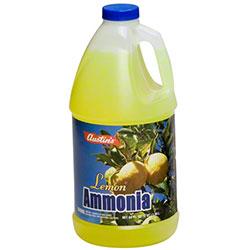 Austin's® Lemon Ammonia - 64 oz.