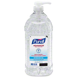 GOJO® Purell® Advanced Hand Sanitizer Gel - 2 L