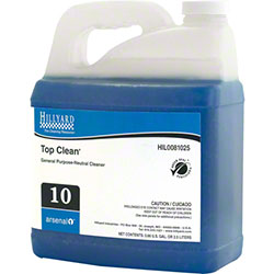 Hillyard Arsenal® 1 #10 Top Clean® Cleaner - 2.5 L