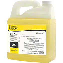 Hillyard Arsenal® 1 #24 Q.T.® Plus Disinfectant - 2.5 L