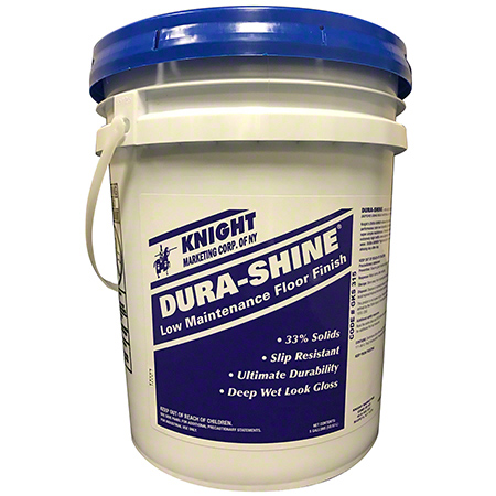 Knight Dura-Shine® Floor Finish - 5 Gal. Pail