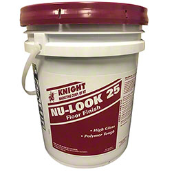 Knight Nu-Look 25% Floor Finish - 5 Gal. Pail