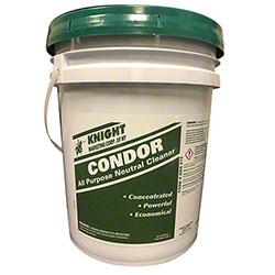 Knight Condor A.P.C. Neutral Cleaner - 5 Gal. Pail