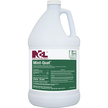 Ncl 174 Mint Quat Disinfectant Cleaner Gal Knight