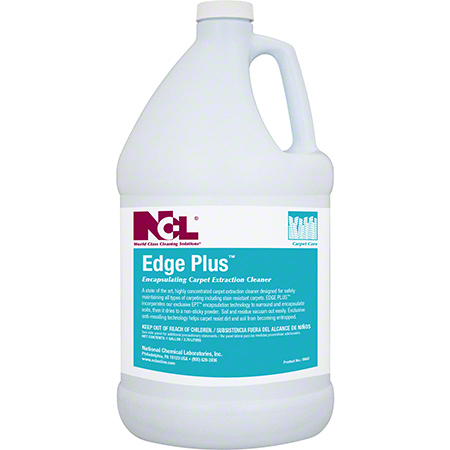NCL® Edge Plus™ Carpet Extraction Cleaner - Gal.