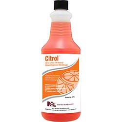 NCL® Citrol Natural Citrus Degreaser Deodorizer - Qt.