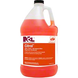 NCL® Citrol Natural Citrus Degreaser Deodorizer - Gal.