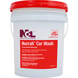 NCL® Hurrah™ Car Wash - 5 Gal.