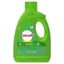 Cascade® Lemon Gel Dishwasher Detergent - 120 oz.
