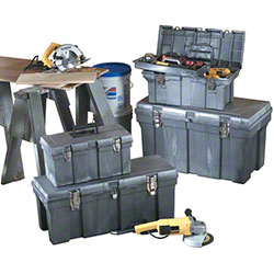 "Rubbermaid® Tool Box - 26"" L x 11.5"" W x 11.13"" H"