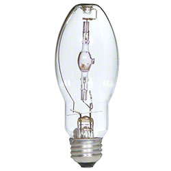 Satco® Metal Halide HID Bulb - MP100/ED17/U/PS