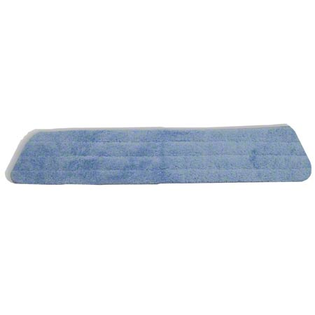 "Scrubble® Microfiber Dry Flat Mop Pad - 5"" x 18"""