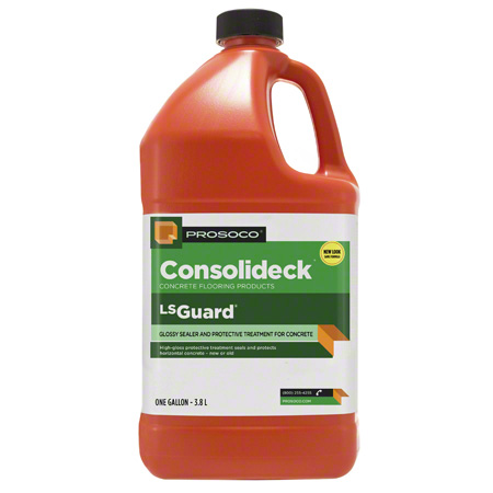 PROSOCO Consolideck® LS Guard® Glossy Sealer - Gal.