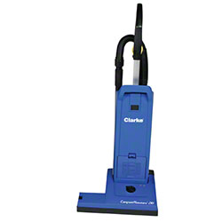 Clarke® CarpetMaster 218 Upright Vacuum - 17.5""