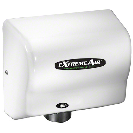 American Dryer ExtremeAir® GXT9 Hand Dryer - ABS White