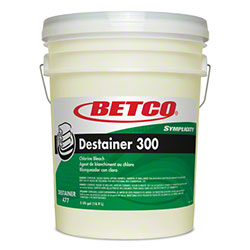 Betco® Symplicity™ Destainer 300 Laundry Bleach