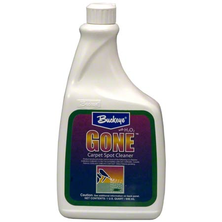 Buckeye® Gone™ H2O2 Carpet Spot Cleaner - Qt.