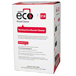 Buckeye® Eco® E14 Muscle Cleaner - 1.25 L
