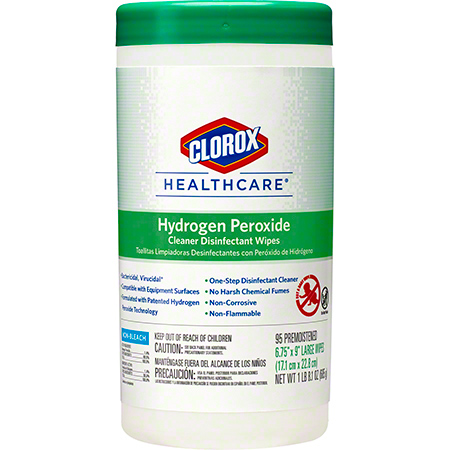 Clorox Healthcare® Hydrogen Peroxide Cleaner Disinfectant