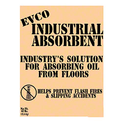 EVCO Industrial Absorbent - 40 lb. Bag