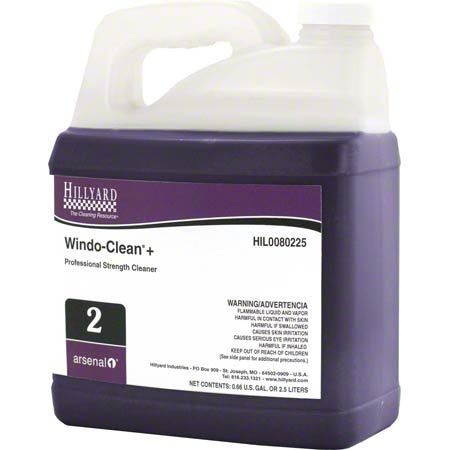 Hillyard Arsenal® 1 #2 Windo-Clean®+ - 2.5 L