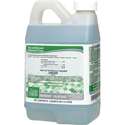 Hillyard Non-Acid Restroom Disinfectant/Cleaner - 1/2 Gal.
