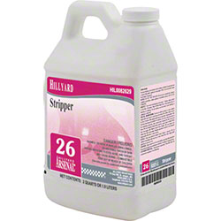 Hillyard Arsenal® #26 Stripper - 1/2 Gal.