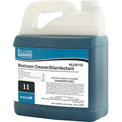 Hillyard Arsenal® 1 #11 Restroom Cleaner/Disinfectant-2.5L