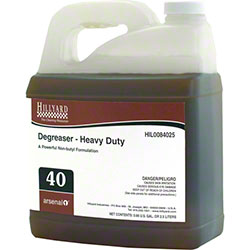 Hillyard Arsenal® 1 #40 Heavy Duty Degreaser - 2.5 L