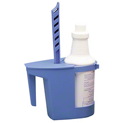 Impact® Super Toilet Bowl Caddie - Blue